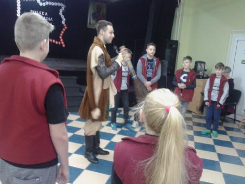 Tańce Polskie w klasie I-V 17/18